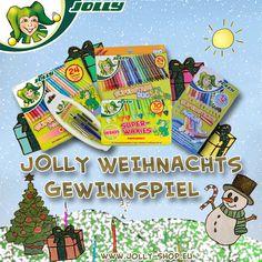 Jolly Weihnachts-Gewinnspiel