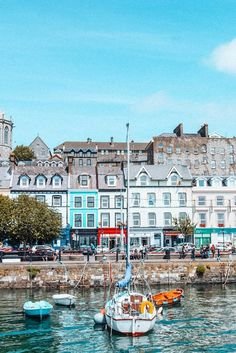 Summer in Ireland #cork #corkireland #cobh #cobhireland