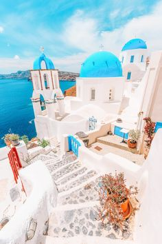 """Santorini Greece Travel Beautiful Places Take a Holiday's Tour to Beautiful Villages of Santorini Island Greece Santorini Greece Travel Beautiful Places. Santorini, officially known as """"… Best Countries In Europe, Best Places In Europe, Countries To Visit, Cool Places To Visit, Places To Travel, Travel Destinations, Places To Go, Beautiful Islands, Beautiful Places"""