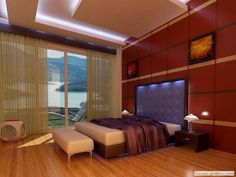 Bedroom Design Software Contemporary Design Concept 3D Interior Design Software  Bedroom