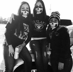For Raider Fans by Raider Fans. Oakland Raiders Fans, Raiders Girl, Raider Nation, Breathe, Sleep, Football, Die Hard, 4 Life, Lady