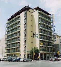 Hotel Rotonda Thessaloniki in before the big renovation Thessaloniki, Macedonia, Hotel Reviews, Great Deals, Trip Advisor, Multi Story Building, Exterior, City, Travel