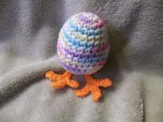 Sheep of Delight: Easter Egglet: Free Amigurumi Crochet Pattern