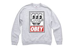 Keith Haring x OBEY 2012 Capsule Collection   Hypebeast