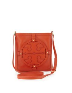 TORY BURCH Holly Bookbag Crossbody