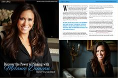 My spread in Women Entrepreneur's Magazine