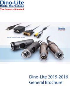 catalogo microscopio Dino-Lite 2015