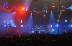 DPL Production Lighting hire - Gallery of Festivals & Concerts - John Peel Stage Glastonbury