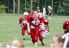Sam age 9 at Brookwood