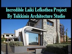 Incredible Laiki Lefkothea Project by Tsikkinis Architecture Studio Interior Design Videos, The Incredibles, Studio, Architecture, Youtube, Projects, Home, Arquitetura, Log Projects