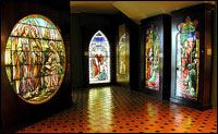 Smith Museum of Stained Glass-   Navy Pier, Chicago (would love to go again)