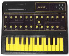 Electronic Dream Plant (EDP) Wasp circa 1978