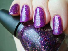 Pretty Girl Science:  Sinful Colors Lively In Lilac