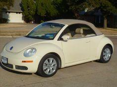 2008 Volkswagen New Beetle Convertible S - Dallas TX