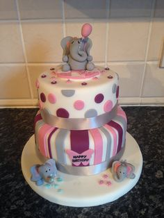 elephant birthday cake Google Search Olifant verj koeke