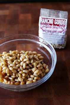 One pot of beans can go a very long way - cook up a pot on Sunday and have 5 easy dishes at the ready for the rest of the week! Food Dishes, Main Dishes, Cooking Dried Beans, White Pasta, Parmesan Pasta, One Pot, How To Cook Pasta, Soups And Stews, Eat
