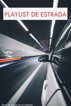 Playlist de estrada - As músicas mais inspiradoras para ouvir em uma viagem de carro. Donna Summer, U2, Caetano Veloso, Ramones, Gilberto Gil e muito mais!