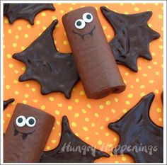 Quick, easy and adorable Halloween Treat! Tutorial