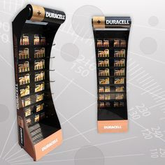 Nilipop for duracell batteries