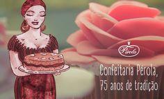 Confeitaria Pérola - Barcelos 75 anos de tradição