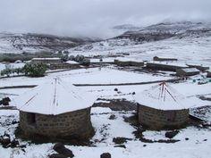 St James Lodge after a light snowfall Saint James, Saints, Southern, Africa, Snow, Outdoor, Outdoors, Santiago, Outdoor Living