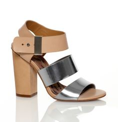thick chunky heels....:S :S