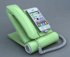 SE-IHS-03  Telephone Style iPhone Dock