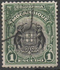 Mozambique-Companhia-de-Mocambique-Issue-Used-1c