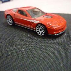 Corvette ZR1 - by Hot Wheels