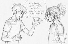 """""""Oh hello Rose, what do you smell of?"""" XD Scorpius & Rose by captbexx >> I really don't ship them but I just love this artists style and scorpius is just so smol Harry Potter Curses, Harry Potter Cursed Child, Harry Potter Fandom, Harry Potter World, Rose And Scorpius, Scorpius Malfoy, Before I Forget, Harry Potter Next Generation, Desenhos Harry Potter"""