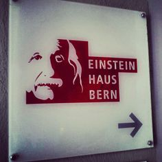 Bern, Switzerland. Really interesting museum where I learned a lot (just call me 'Einstein').