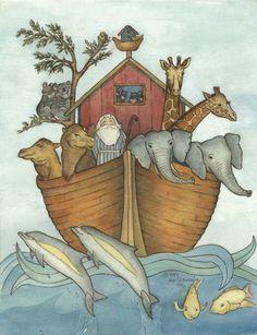 Ark Nursery Theme