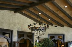 decorative ceiling beams | Faux-Ceiling-Beam-4x6-installers-Contractor