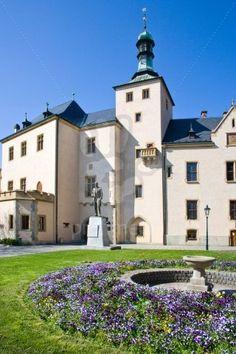 Česko, Kutná Hora - Mincovna Vlašský dvůr Czech Republic, Castles, Bohemia, Cities, Nature, Travel, Chateaus, Castle, Forts
