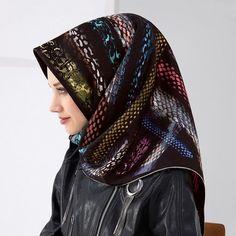 Armine Admiral Stylish Silk Scarf at www.hijabplanet.com - free shipping  worldwide   a055a7e1093