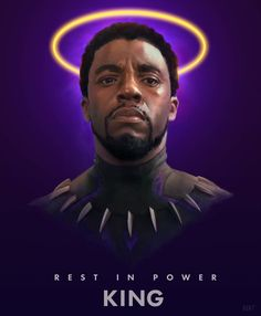 Black Panther King, Black Panther 2018, Black Panther Marvel, Marvel Avengers Movies, Marvel Actors, Marvel Heroes, Black Anime Characters, Marvel Characters, Fictional Characters