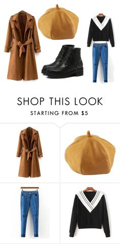 """""""Comfortable style..."""" by deyanafashion ❤ liked on Polyvore"""