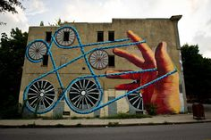 30 Amazing Large Scale Street Art Murals From Around The World | Bored Panda