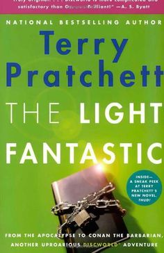 The Color of Magic (Discworld, #1) by Terry Pratchett | Reading List ...