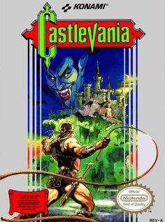 "Castlevania was the very definition of ""Nintendo Hard"". Clearing this game without dying is one of my greatest sources of joy. That said, that fucking Reaper made me rage far more than anything in the NES generation, even more than that fucking bird in Ninja Gaiden 6-2. // ★★★★★"
