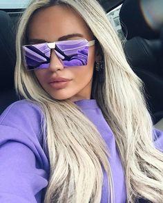 احدث تصاميم نظارات شمس لاطلالتك في عيد الفطر 2018 046711f0b8c0c77588bb