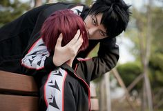 Rin and Sousuke, Cosplay