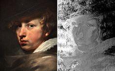 El escáner 3D revela que una pintura de Rubens y una escultura de Miguel Ángel quizá fueron acabadas por sus aprendices.