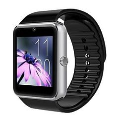 GIGA GT08 Wearables Smart Watch Bluetooth3.0 / Hands-Free Calls/Media Control/Camera Control /Activity Tracker/Sleep ** Want additional info? Click on the image.