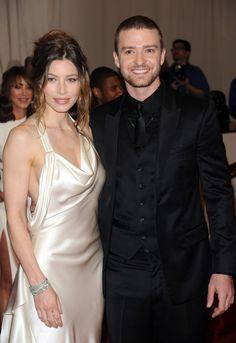 Justin Timberlake y Jessica Biel se han casado después de cinco años de noviazgo #cantantes #actrices #people #celebrities
