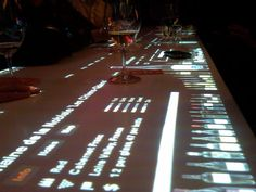 Interactive Bar What Makes A Good Wine List? Size Doesnu0027t Matter