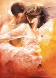 I come to tell you this is what is true: Love is unconditional. Life is unending. God is without need. And you are a miracle. The miracle of God, made human. ~ Neale Donald Walsch ................................................................................................................................................................................................................Art: Emotional Dance by Robert Duval
