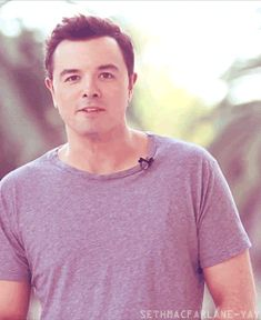Seth Macfarlane, my celebrity crush Seth Macfarlane, Funny Face Photo, Fangirl, Make Funny Faces, American Dad, Celebs, Celebrities, Gorgeous Men, Pretty Men
