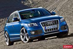 Audi Q5 et SQ5 TDI