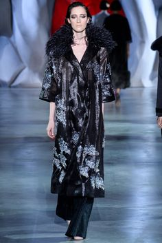 Ulyana Sergeenko Fall 2014 Couture - Collection - Gallery - Style.com
